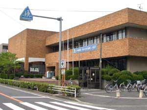 図書館 南流山