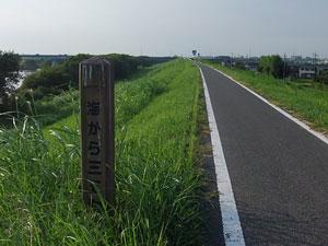 江戸川のサイクリング(流山市 ...