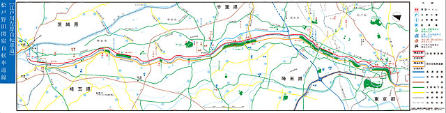 千葉県の自転車道 (千葉県 ...